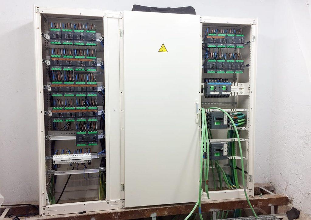 Reforma eléctrica de edicicios - Avellaneda Instalaciones