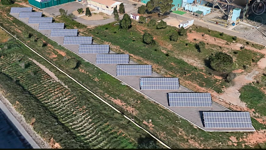 Endesa Energía fotovoltaica Son Reus